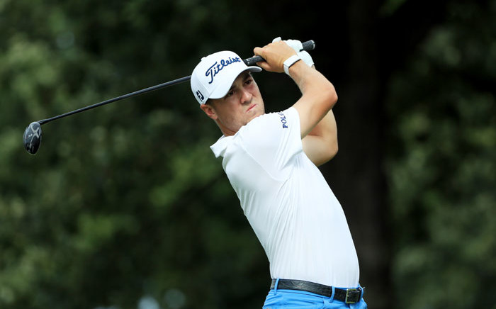 Justin Thomas. Picture: AFP