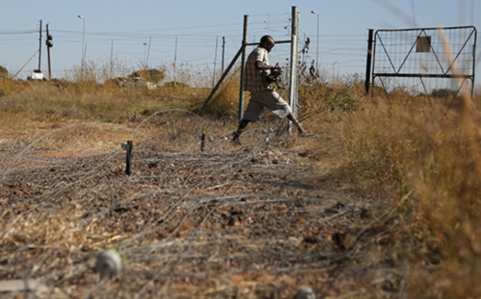 Residents claim they are entitled to land within the Dinokeng Big Five Nature Reserve. Picture: Sebabatso Mosamo/EWN