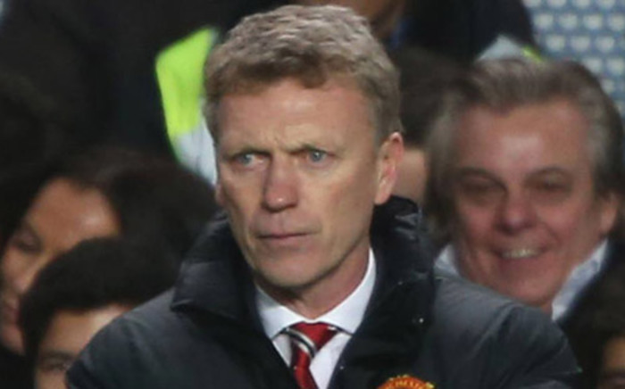 Manchester United manager David Moyes. Picture: Facebook.