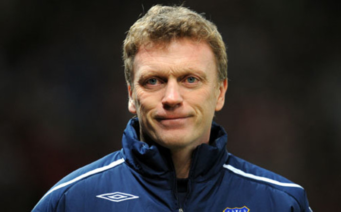 Manchester United manager David Moyes. Picture: AFP