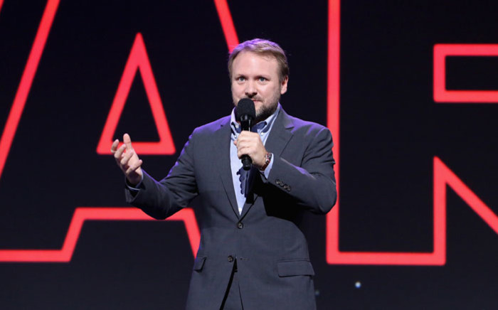 Film director Rian Johnson. Picture: AFP