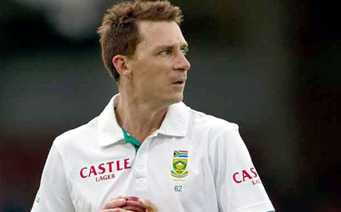 Dale Steyn. Picture: AFP