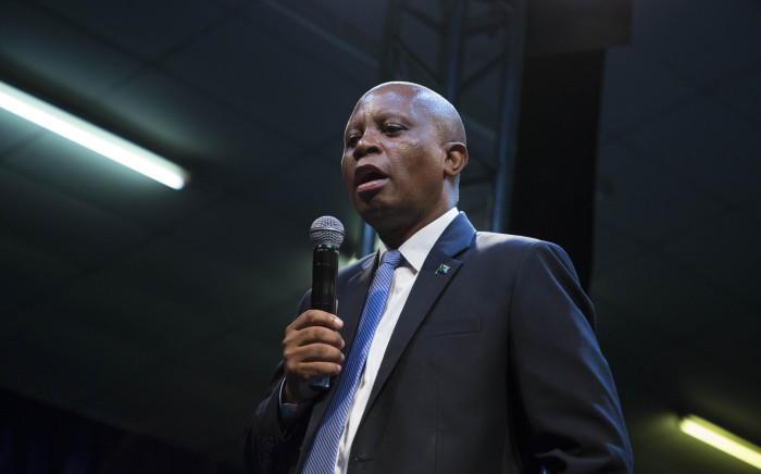 Johannesburg Mayor Herman Mashaba. Picture: Ihsaan Haffejee/EWN