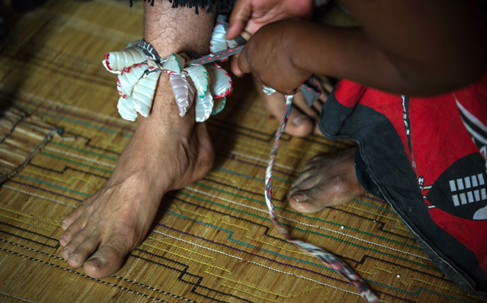 FILE: South African traditional healers are practitioners of traditional African medicine in Southern Africa. They fulfil different social and political roles in the community. Picture: AFP