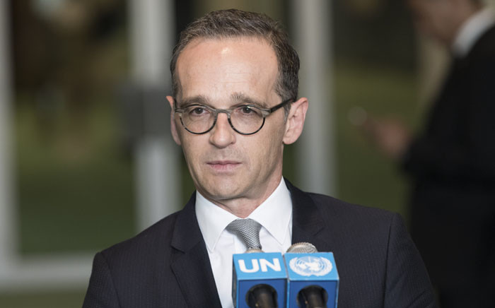 German Foreign Minister Heiko Maas. Picture: United Nations Photo