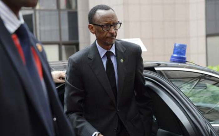 FILE: Rwanda's President Paul Kagame. Picture: AFP.