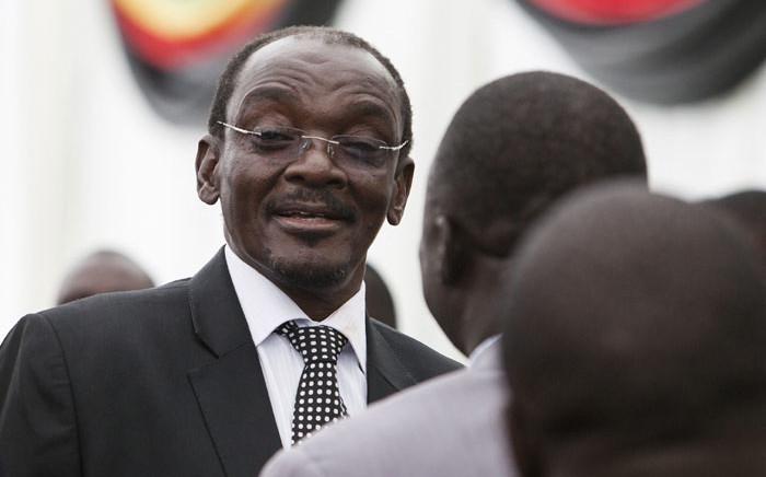 FILE: Former Zimbabwean Vice President Kembo Mohadi. Picture: AFP