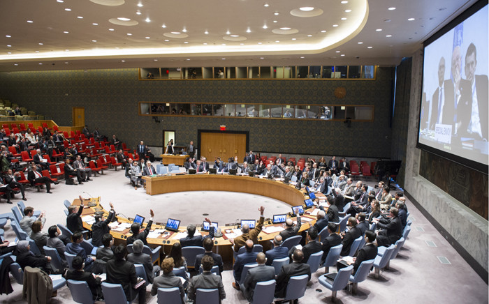 FILE: The cessation of hostilities pact is seen by the UN as an opportunity to revive peace talks which collapsed. Picture: EPA.