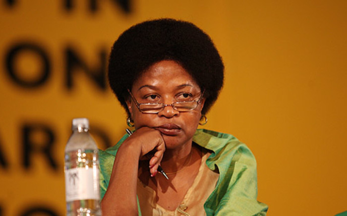 ANC national chairperson Baleka Mbete. Picture:EWN.