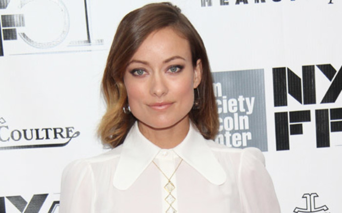 US actress Olivia Wilde. Picture: AFP