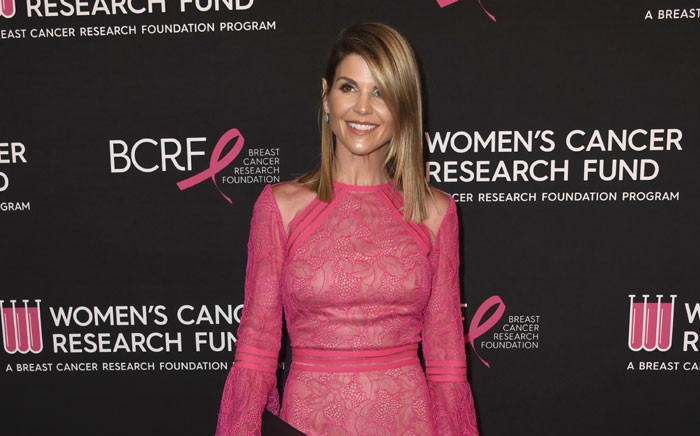 Lori Loughlin attends The Women's Cancer Research Fund's An Unforgettable Evening Benefit Gala at the Beverly Wilshire Four Seasons Hotel on 28 February 2019 in Beverly Hills, California. Picture: Getty Images/AFP