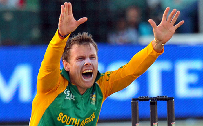 Crying shame: Pakistan beat South Africa by two wickets in a see-saw World Twenty20 match.