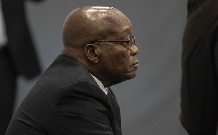 FILE: Former President Jacob Zuma. Picture: Abigail Javier/Eyewitness News