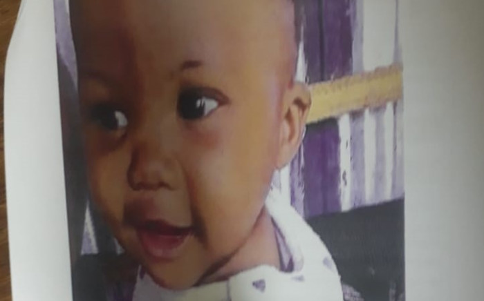 An eight-month-old baby was kidnapped by two women pretending to be relatives in the Magalies CBD. Picture: Supplied