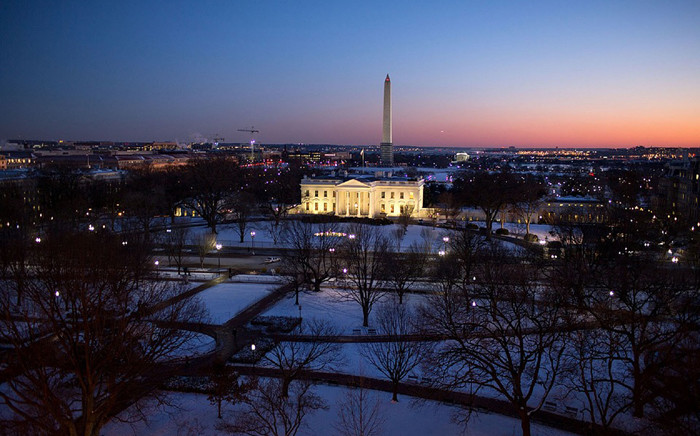 A general view of the White House in Washington DC. Picture: Pixabay.com.