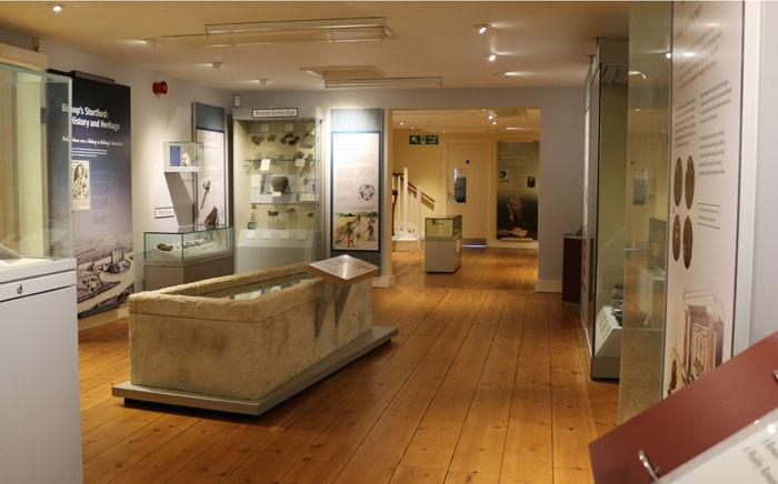 The Bishop's Stortford Museum within the Rhodes Art Complex. Picture: rhodesartscomplex.co.uk