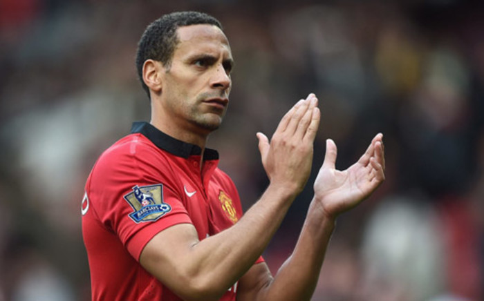 Rio Ferdinand has released a statement saying he'll be leaving Manchester United after 12 years and more than 400 appearances for the club. Picture: Facebook.