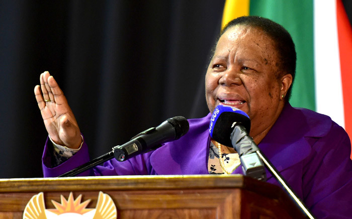FILE: International Relations Minister Naledi Pandor said South Africa was ready for investments. Picture: GCIS.