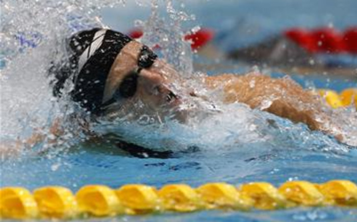 Roland Schoeman took his third gold medal at the Swimming World Cup in Berlin on Sunday 11 August. Picture: EWN