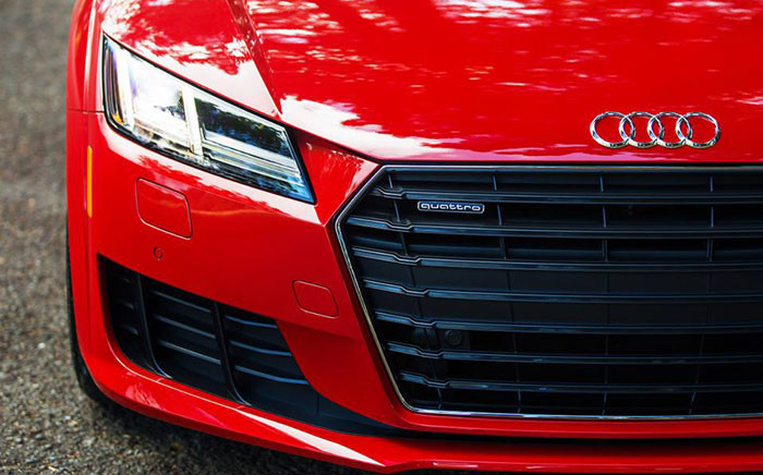 Picture: @audisouthafrica.
