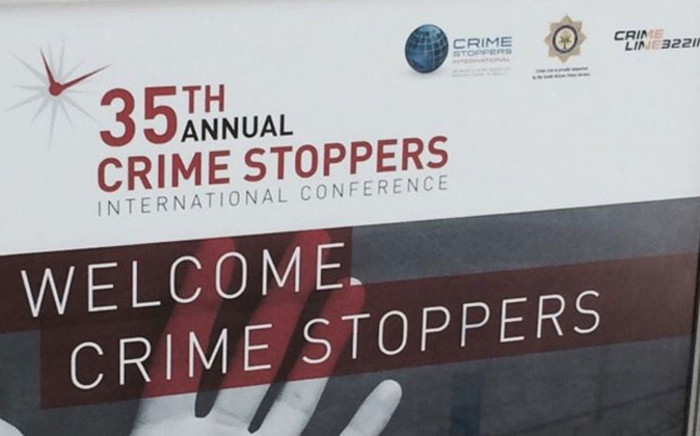 Registration for the 35th Crime Stoppers International (CSI) conference is open on the 13 October 2014. Picture: @NLRapporteur/Twitter