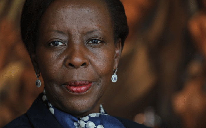 FILE: Rwanda Foreign Affairs Minister Louise Mushikiwabo. Picture: AFP