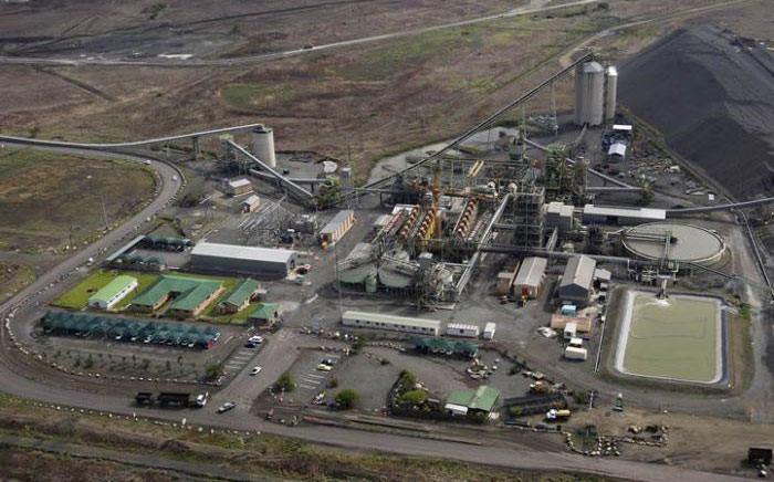 The Kroondal operation in Rustenburg. Picture: Aquarius Platinum.