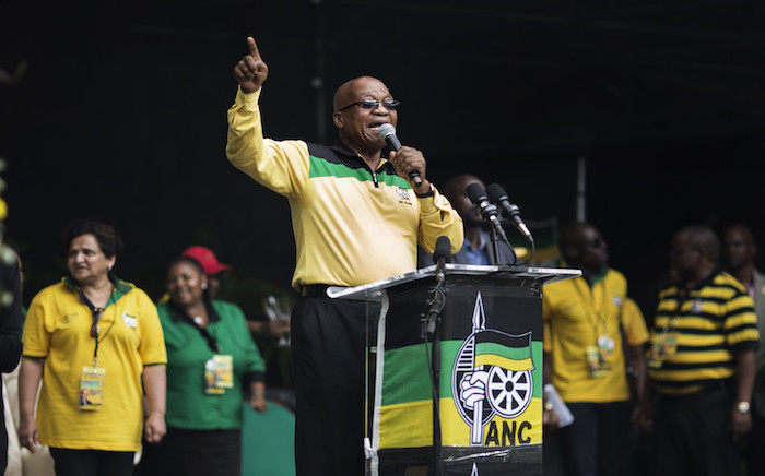 President Zuma was speaking at a Presidential dinner ahead of the ANC's National General Council (NGC). Picture: EWN.