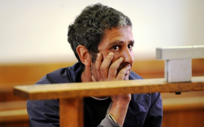 Adriaan Netto at the Protea Magistrate's Court in Soweto. Picture: Werner Beukes/SAPA