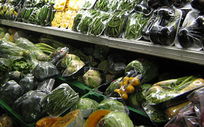 Vegetables sold in supermarkets. Picture: Eyewitness News