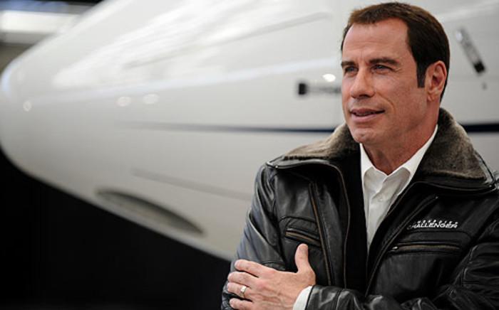 John Travolta. Picture: AFP