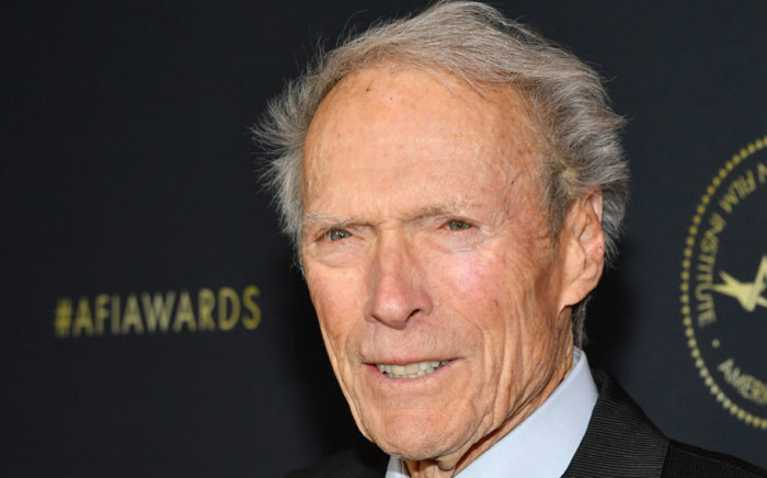 FILE: Director-producer Clint Eastwood attends the 20th Annual AFI Awards at Four Seasons Hotel Los Angeles at Beverly Hills on 3 January 2020 in Los Angeles, California. Picture: AFP