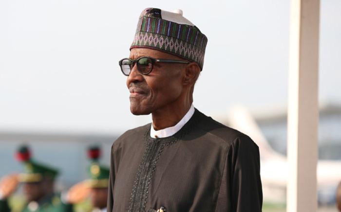Nigeria's President Muhammadu Buhari. Picture: AFP