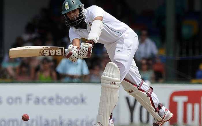 FILE: South African batsman and Captain Hashim Amla. Picture: Official Cricket South Africa Facebook Page