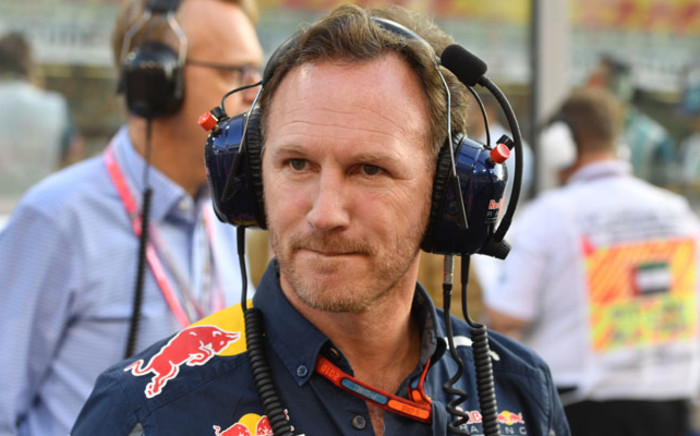 FILE: Red Bull team principal Christian Horner. Picture: AFP