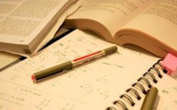 Grade 12 pupils say they are starting to feel the pressure to perform with their final exams approaching.