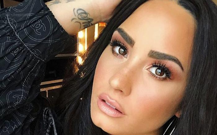 FILE: Demi Lovato. Picture: @ddlovato/Twitter.