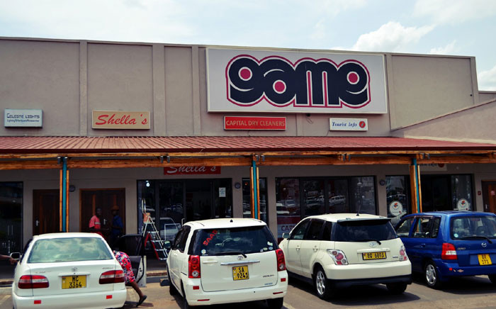 Game store in Malawi. Picture: Supplied.