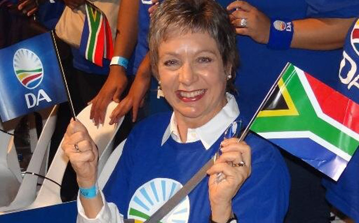 Democratic Alliance (DA) Member of Parliament (MP) Anchen Dreyer. Picture: Twitter.