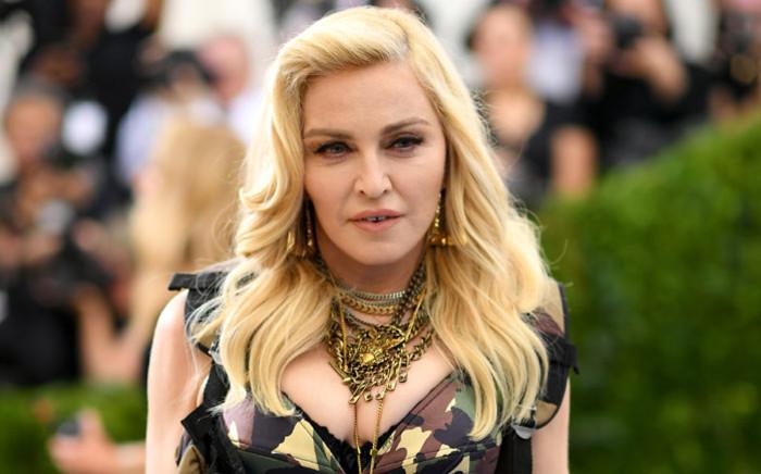 FILE: US pop singer Madonna. Picture: AFP.