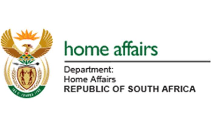 Picture: dha.gov.za.