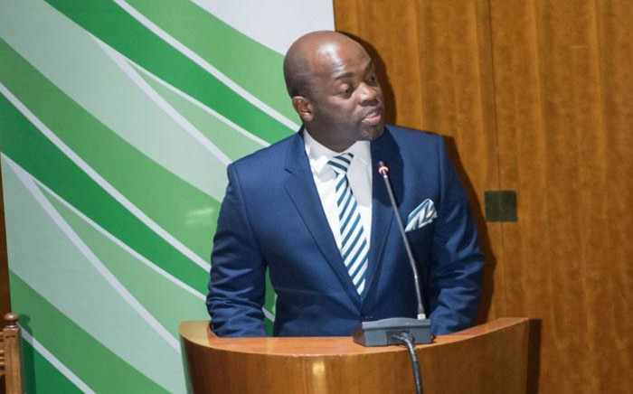 FILE: Tshwane Mayor Solly Msimanga. Picture: @SollyMsimanga/Twitter