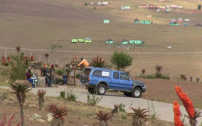 Qunu burial site. Picture:Renée de Villiers/EWN