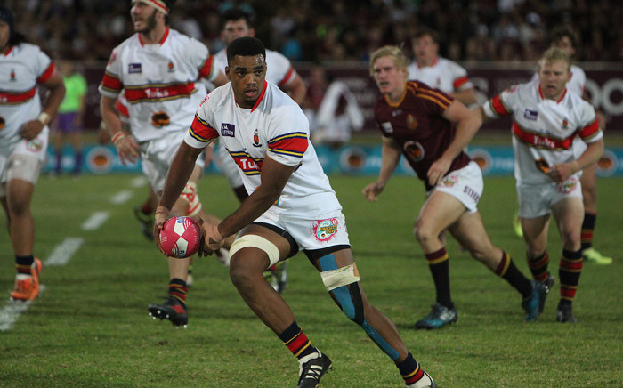 Maties handed TUKS their third defeat of the season beating the Pretoria outfit 24-16 at the Danie Craven Stadium. Picture: www.varsitycup.co.za.