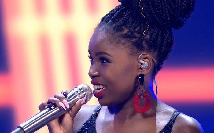 Yanga Sobetwa (17) is the Idols SA season 14 winner. Picture: @IdolsSA/Twitter