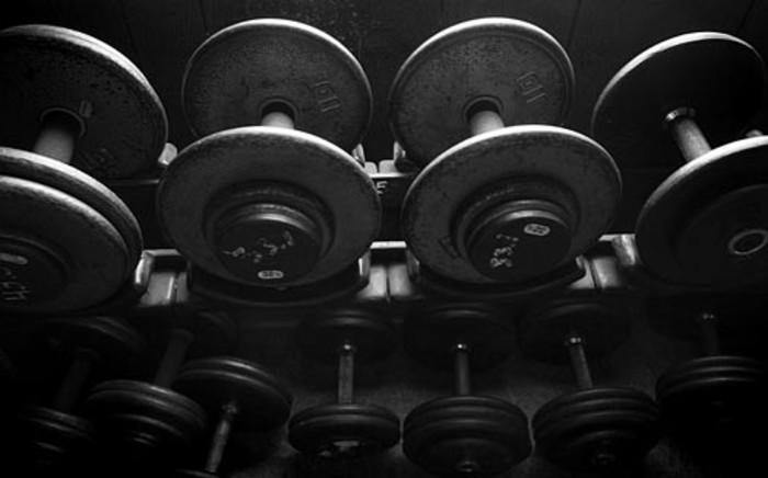 FILE: Gym equipment. Picture: terraspirit.com