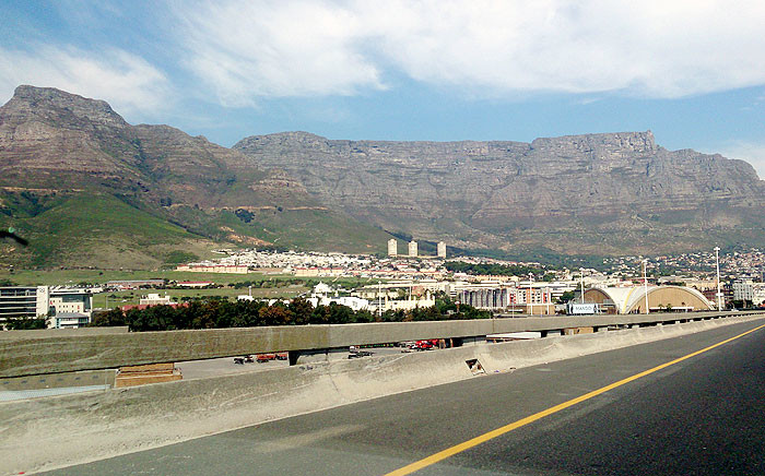 FILE: Cape Town nestles against the magnificent Table Mountain. Picture: Abed Ahmed/EWN