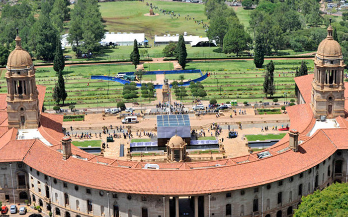 A general view of the Union Buildings in Pretoria. Picture: GCIS.