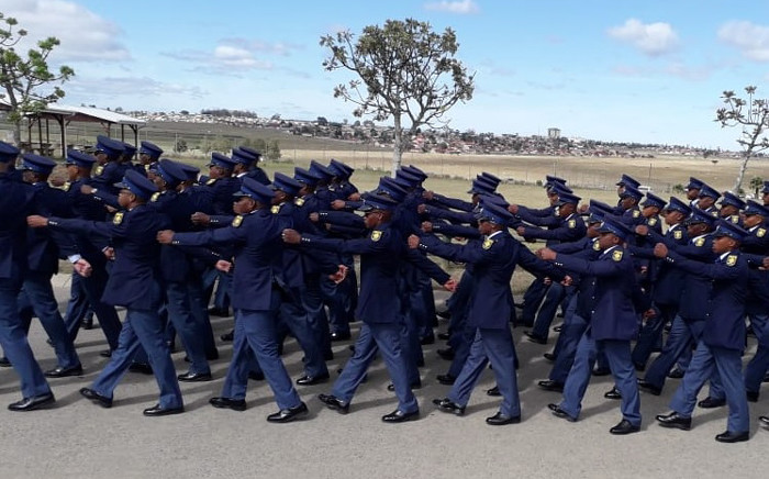 About 3,500 constables graduated at parades throughout South Africa. Picture: SAPS