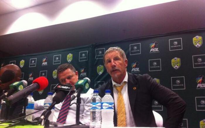 Kaizer Chiefs coach Stuart Baxter. Picture: EWN